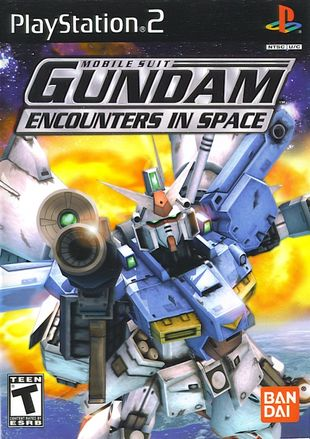 Encounters in Space Boxart