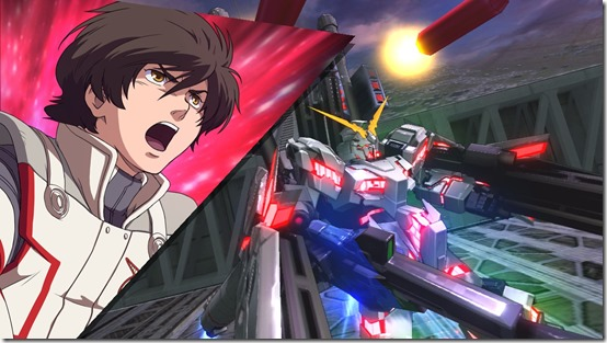 Gundam Extreme vs Full Boost Screenshot