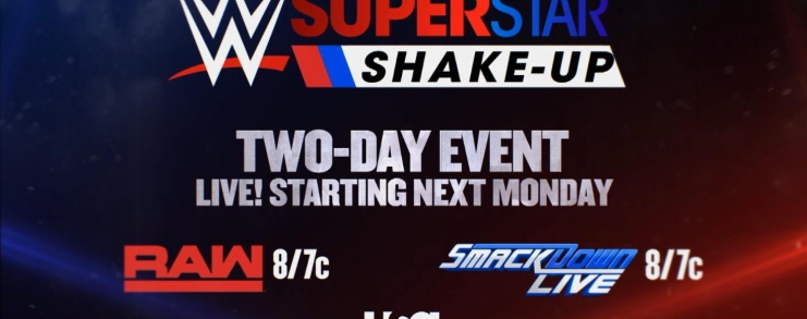 Superstar Shakeup 2018
