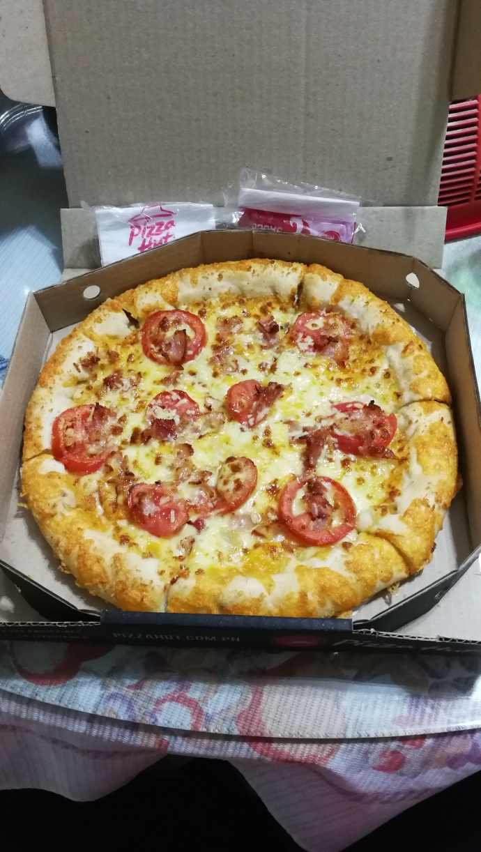 Apology Pizza