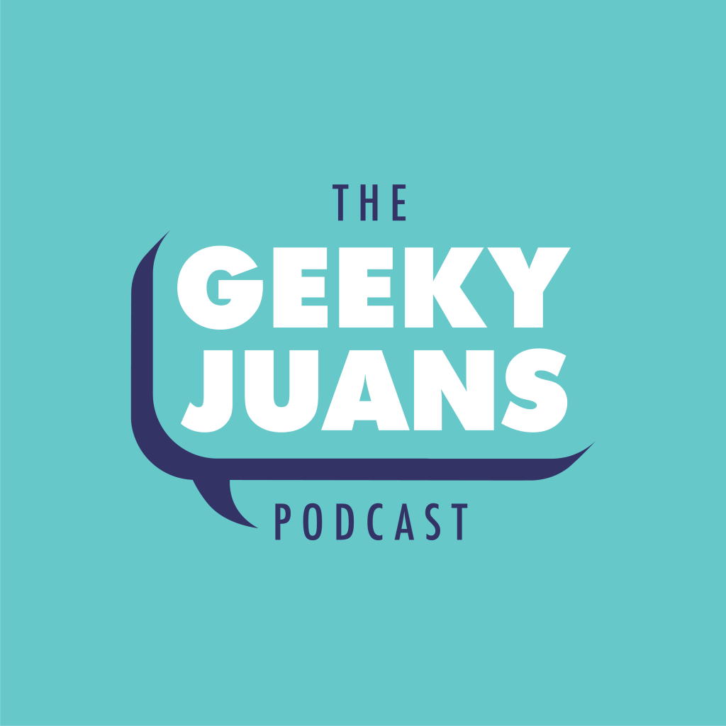 The Geeky Juans Blue