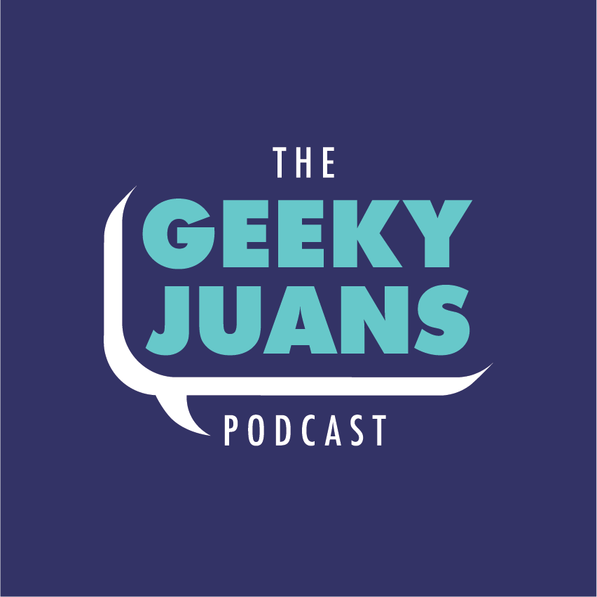 The Geeky Juans Dark Icon