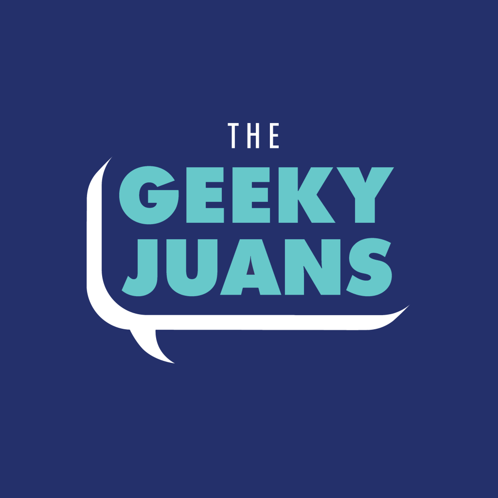 Geeky Juans logo without podcast text